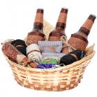 Подарок для мужчины с безалкогольным пивом